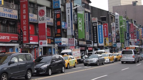 Why Every Taxi in Taipei Has a Dashcam