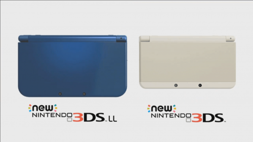 Nintendo Announces the New Nintendo 3DS for Japan, Probably for North America and Europe