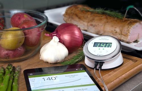 Kitchen Thermometer in Kitchen