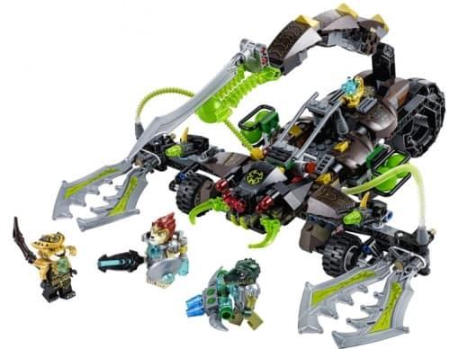 LEGO-Chima-70132-Scorms-Scorpion-Stinger
