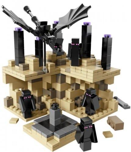 LEGO-Minecraft-Micro-World