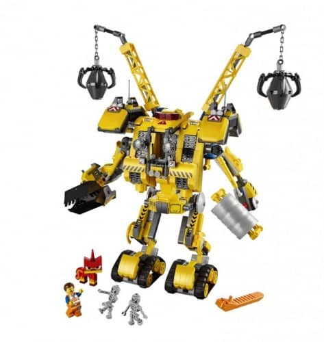 LEGO-MovieEmmets-Construct-Mech-Building-Set