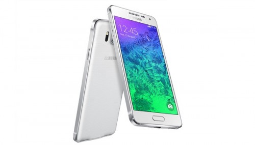 Official: Samsung Galaxy Alpha Is Metal, Mid-Range
