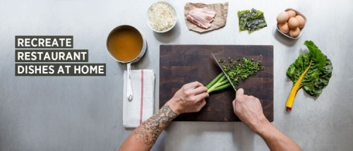 Cook Like a Professional at Home with Forage