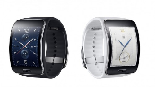 Samsung Gear S Smartwatch Is Curved, Has 3G Connectivity