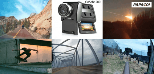 PAPAGO! Video Contest: Win a Dashcam and $400 Gift Card