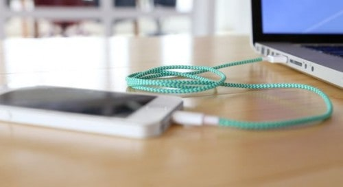 BelayCords Take the Guesswork Out of USB