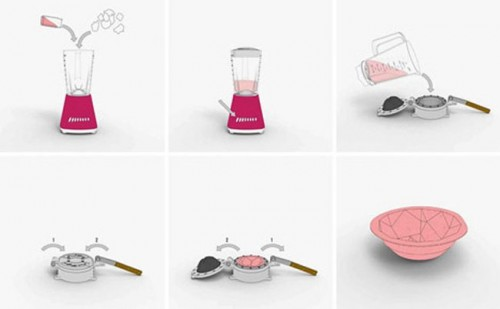 Turn Annoying Junk Mail Into Dishes with Junk Press