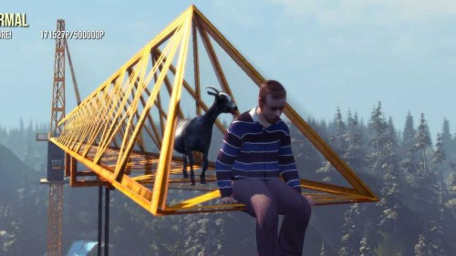 Goat Simulator Now Available on iOS and Android