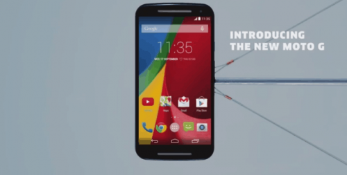 Moto X and Moto G Details, Moto Hint Unveiling, and Moto 360 Release Date