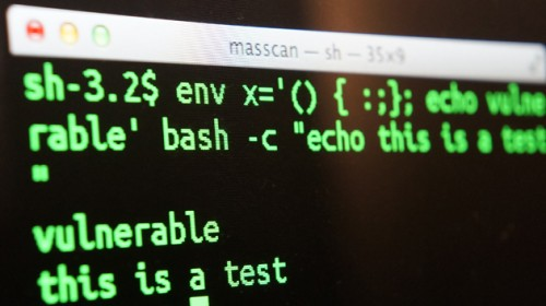 Most Users Safe From Bash Exploit, Says Apple