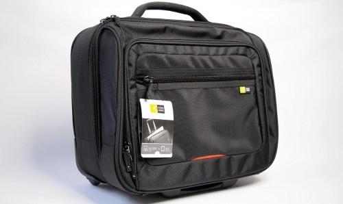 """MEGATech Reviews: Case Logic Rolling 15.6"""" Laptop Case (ZLR-216)"""