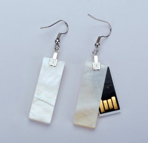 USB-Earrings