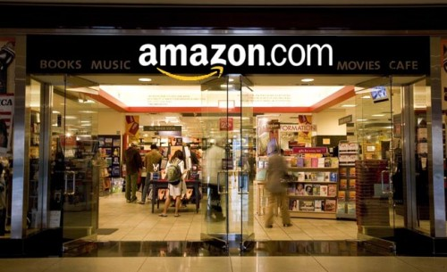 Brick and Mortar Amazon Store Coming to NYC