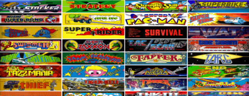 The Internet Arcade Lets You Play 900 Classic Games in Your Browser