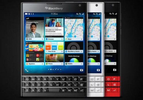 Get $600 When You Trade Your iPhone for a BlackBerry Passport