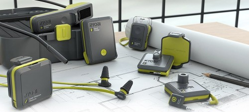 Ryobi Puts Your Smartphone to Work