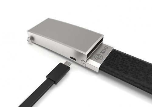 Xoo Belt Takes Phone Charging to a New Level