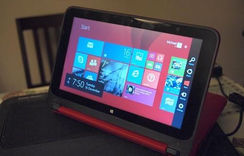 MEGATech Reviews: HP Pavilion 11 x360 Windows 8.1 Convertible Laptop