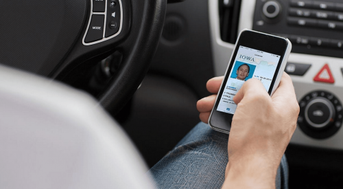 Iowa Department of Transportation Releasing App to Double as Driver's License