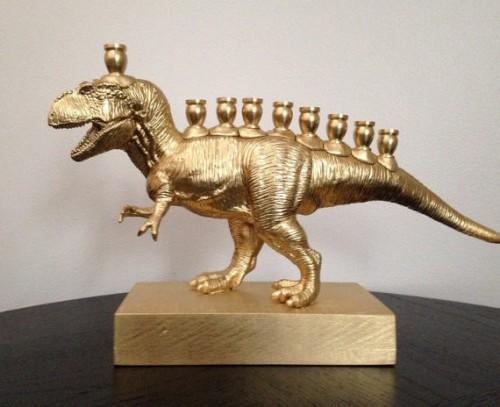 menorahsaurus-rex