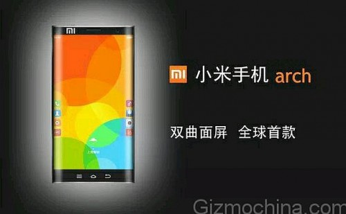 Xiaomi Arch One-Ups Galaxy Note Edge with Dual-Curved Screen