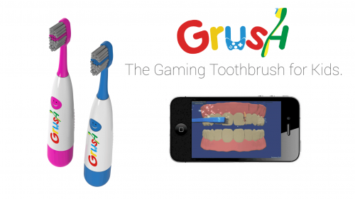 Grush: The Gaming Toothbrush for Kids is Coming Soon