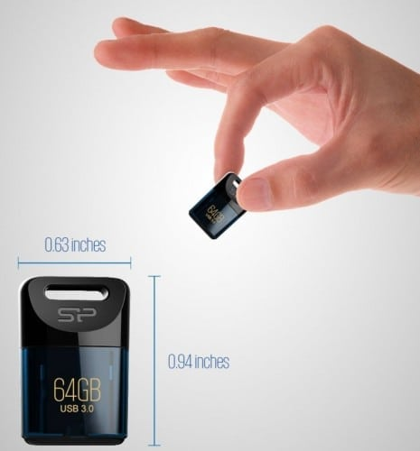 Silicon-Power-64GB-USB-3.0-J06-Jewel-Flash-Drive
