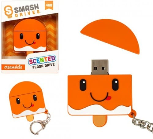 creamsicle-scented-flash-drive