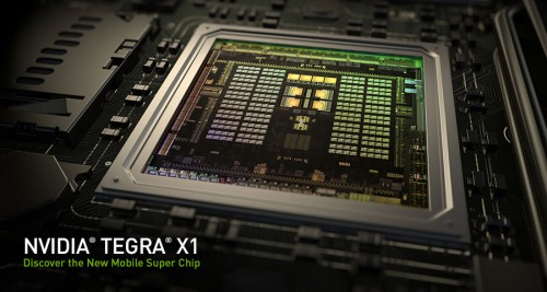 NVIDIA Announces Tegra X1 Mobile Chip with a Teraflop of Power