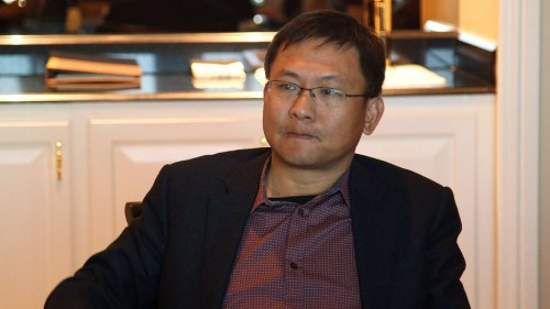 MEGATech Videos: Interview with ZTE Canada Chairman Lixin Cheng (CES 2015)