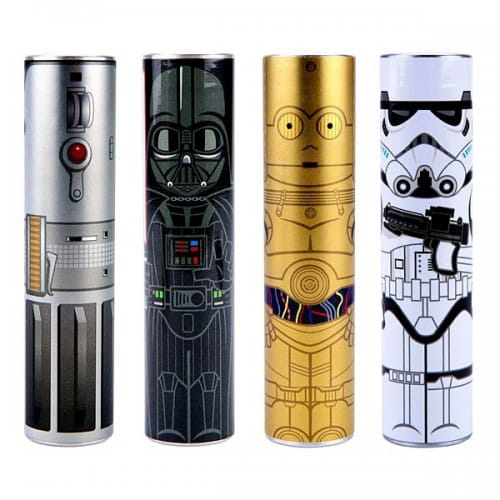 Must Have:  Star Wars Series MimoPowerTube