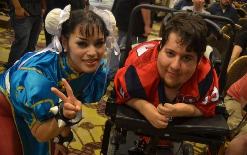 MEGATech Showcase: Gamers with Disabilities Who Refuse to Quit