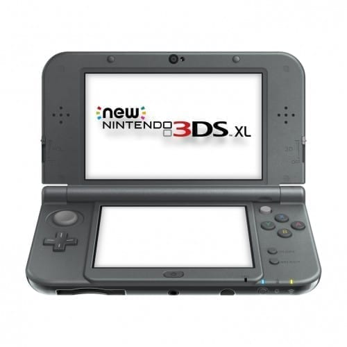 New Nintendo 3DS XL Won't Come with a Charger
