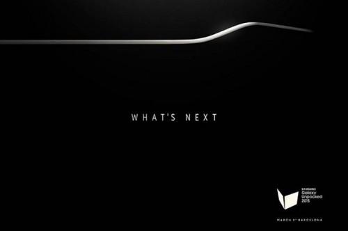Samsung Releases Teaser Image that Hints at Galaxy S Edge