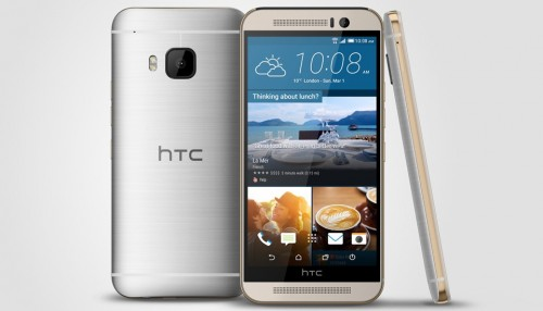 HTC One M9 Makes its Official Debut at Mobile World Congress