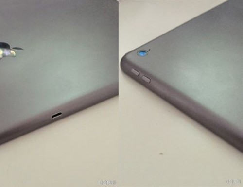 Leaked iPad Pro Prototype Pictures Show Extra Port
