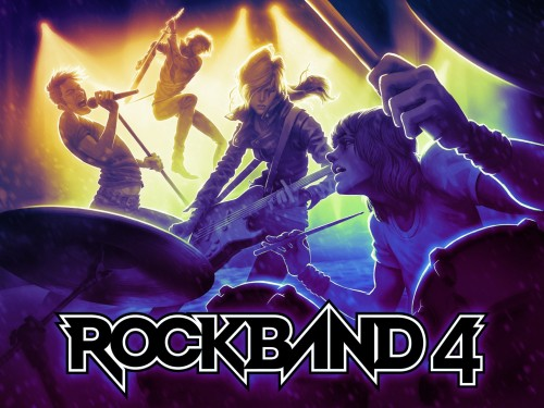 Rock Band 4 Coming to PS4, Xbox One this Fall