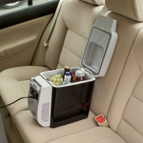 Wagon 2577 Personal Fridge/Warmer Makes Road Trips Easier
