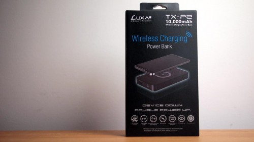 MEGATech Reviews: LUXA2 Thermaltake Mobile TX-P2 Wireless Power Bank