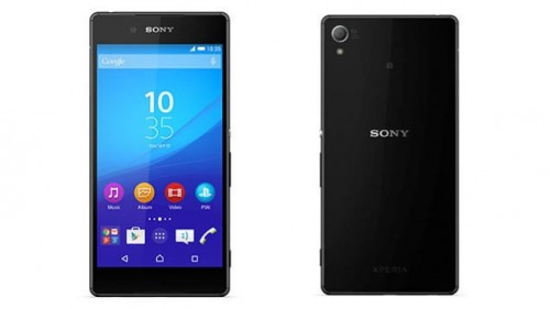 Sony Announces the Xperia Z4 for Japan