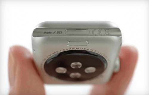 Apple Watch Has a Hidden Port, Accessory Maker to Use it for Charging