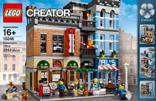 MEGATech Showcase: LEGO Buildings