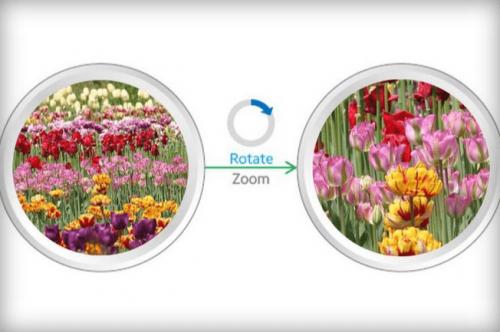 Samsung Next Gear Smartwatch to Feature Rotating Bezel