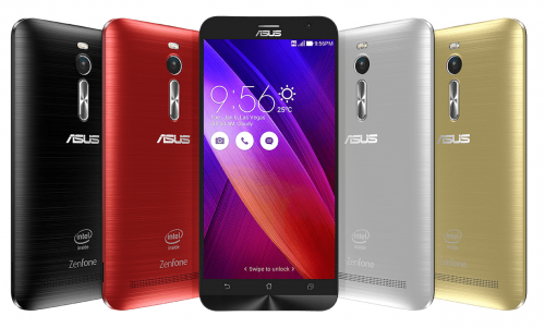 ZenFone 2 Coming to North America on Tuesday