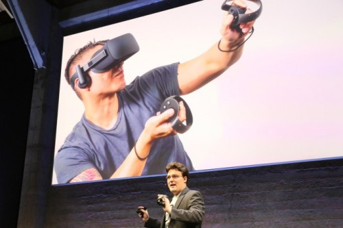 Oculus Rift Shown off in San Francisco, Coming Q1 2016
