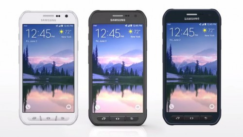 Samsung Galaxy S6 Active Is Exactly What You Think It Is