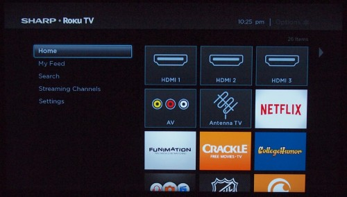 MEGATech Reviews: 43-Inch Sharp Smart Roku TV (LC-43LB371C)