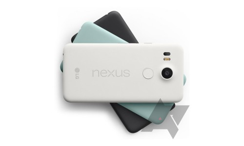New Leaks Show Colors for Nexus 6P and Nexus 5X