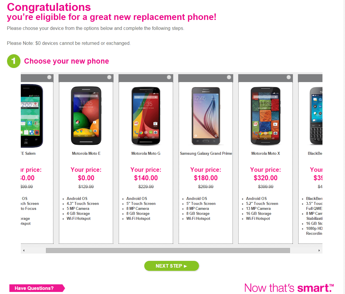 Rogers Discounts Smartphones for Mobilicity Customers
